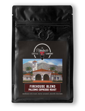 Firehouse Espresso Roast Montecito Coffee Company